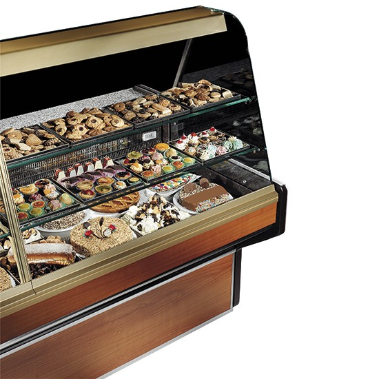 Refrigerated pastry counters Sandy