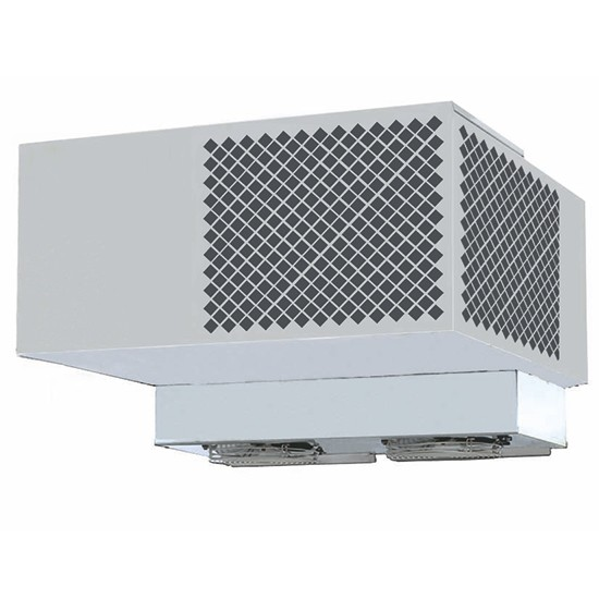 Roof-top monoblock cooling unit, positive temperature
