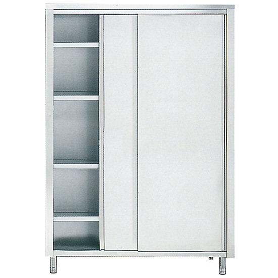 Cupboards with sliding doors 70 cm. depth