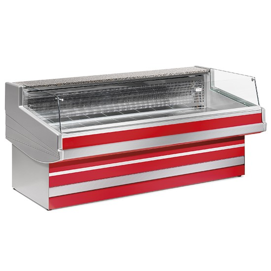 Refrigerated meat counters Crosby CF