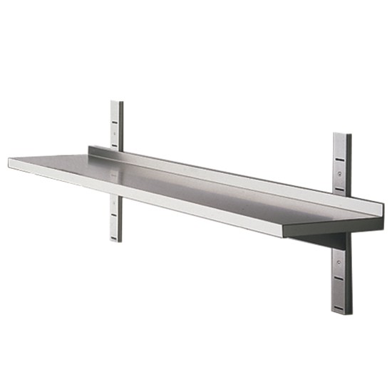 Single shelf, wall type