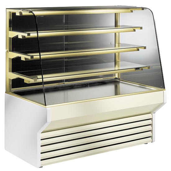 Refrigerated counter for pastry Harmony