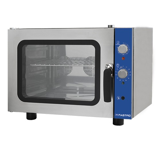 Pastry ventilated ovens