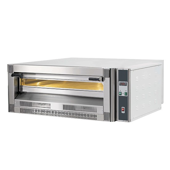 Gas pizza ovens, stackable max 2 pieces