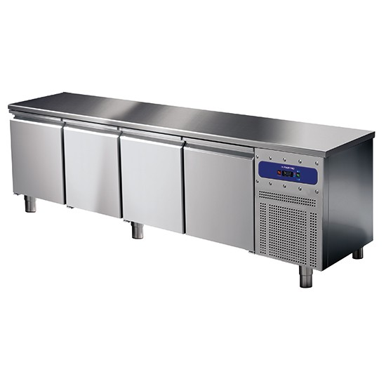 Refrigerated tables 600mm depth