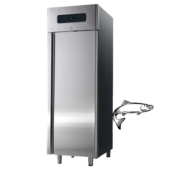 Upright refrigerators 700 lts Evolution Plus HCCP alarm