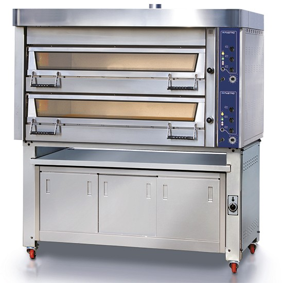 Electric ovens with analogue control