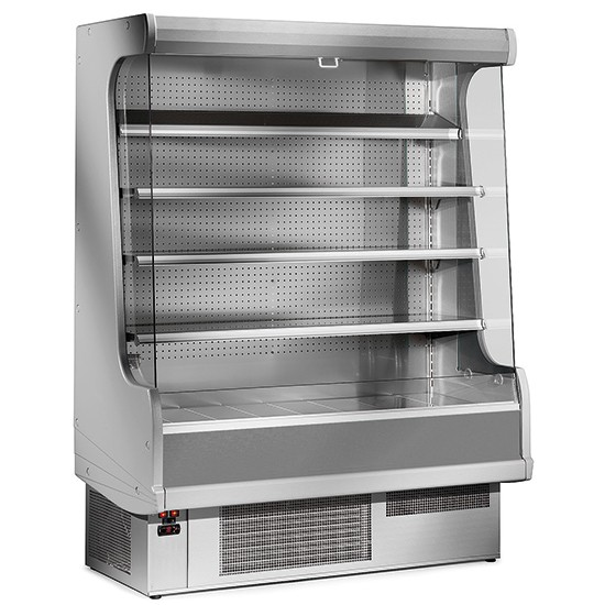 Refrigerated wall cabinet Breeze for dairy products